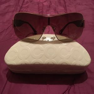 NWT - Coach Hazel sunglasses - brown